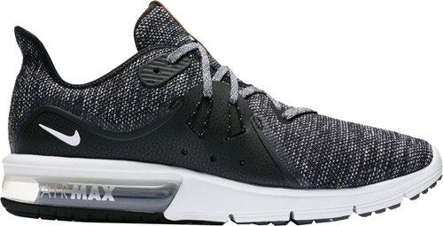 competitive price fe244 ab110 Nike Air Max Sequent 3 Siyah Erkek Spor Ayakkabı Ürün Resmi